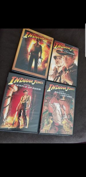 Indiana Jones for Sale in Fresno, CA