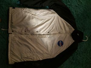 Vans limited edition nasa size small jacket for Sale in Eugene, OR