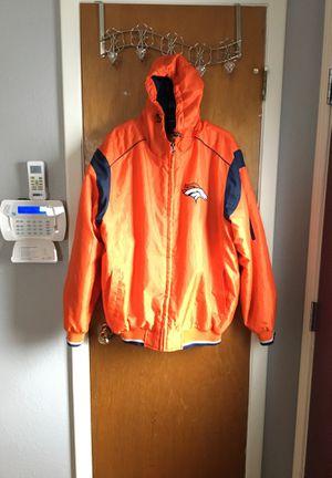 NFL Denver Broncos original jacket with hoodie for Sale in Denver, CO