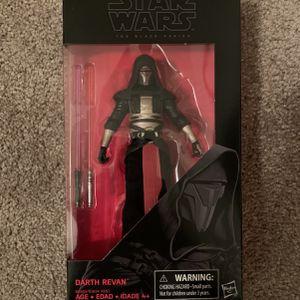 Star Wars The Black Series Darth Revan Figure for Sale in Phoenix, AZ
