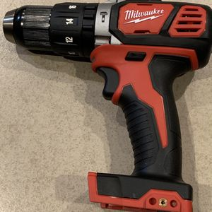 New M18 Milwaukee Hammer Drill Only for Sale in Los Angeles, CA