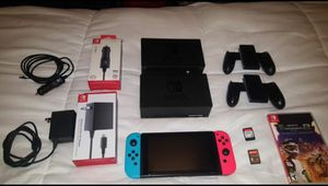 Nintendo switch party bundle for Sale in Miami, FL