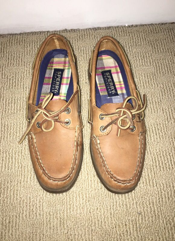 authentic SPERRY size 6