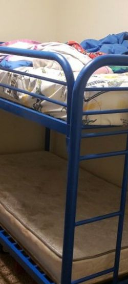 Blue Bunk Bed for Sale in Denver,  CO