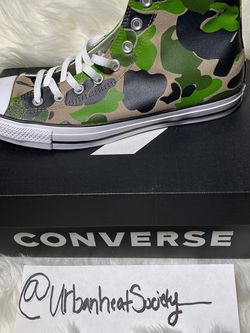 Converse (Camo) for Sale in Durham,  NC