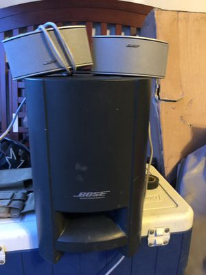 Bose surround sound for Sale in Post Falls, ID