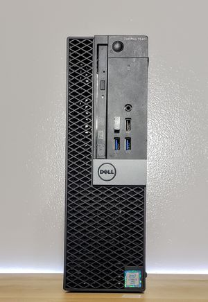 Dell OptiPlex 7040 Desktop - i7 6700, 1 TB HDD, 8 GB RAM for Sale in Tucker, GA