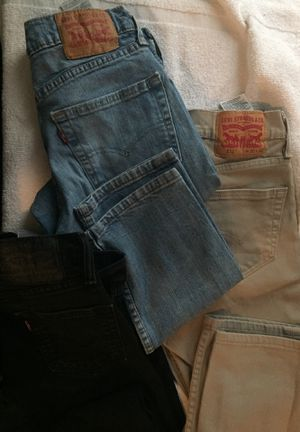 Skinny Levi jeans for Sale in South Houston, TX