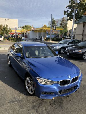 2013 BMW 328i X-Drive Rare Estoril Blue w/ M-Sport Package for Sale in Seattle, WA