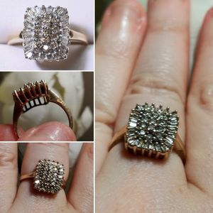 1/2ct tw Vintage Gold & Diamond Ring for Sale in Lynnwood, WA