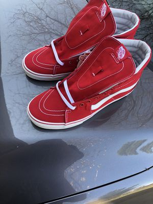 Brand new red vans for Sale in Fresno, CA