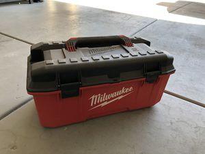 Milwaukee tool box for Sale in Avondale, AZ
