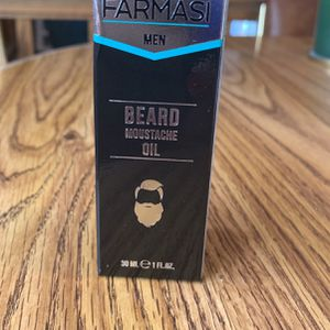 Farmasi Beard And Moustache Oil for Sale in San Jose, CA