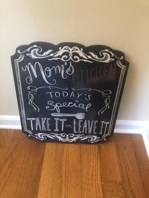 Kitchen Decor Mountable for Sale in Raleigh, NC