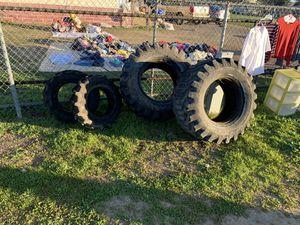 Skip Loader Tires / Tractor Llantas for Sale in Menifee, CA