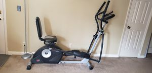 Exercise machine duo, elliptical and bike, 2 in one for Sale in Brentwood, TN