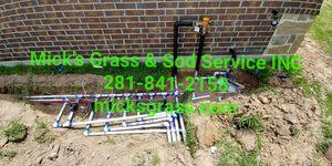Sprinkler System for Sale in Houston, TX