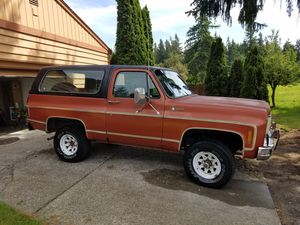 1978 chevy k5 blazer for Sale in Federal Way, WA