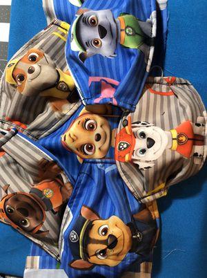 Kids Mickey pawpatrol trolls unicorn fmask for Sale in Lynwood, CA