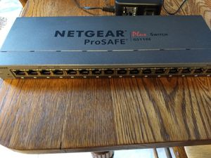 Netgear prosafe switch for Sale in Leesburg, VA