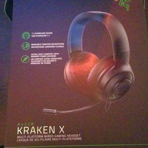 Kraken X Multi Platform Gaming Headset for Sale in Chandler, AZ