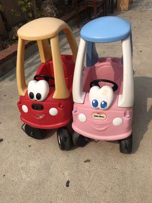 2 Push Cars for Sale in El Monte, CA