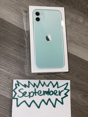 Apple iPhone 11 unlocked 256gb for Sale in New York, NY