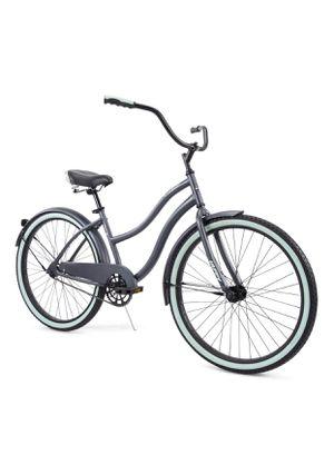 HUFFY Women's Cruiser Bike 26 inch wheels Gray BRAND NEW IN THE BOX for Sale in Kissimmee, FL