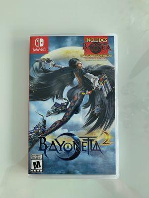 Bayonetta 2 Nintendo Switch for Sale in Miami, FL
