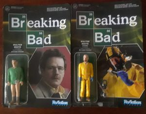 Breaking bad action figures for Sale in Belle Plaine, KS