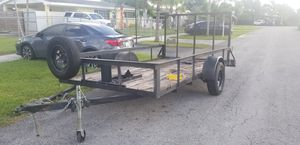 Trailer 6x12 for Sale in Tampa, FL