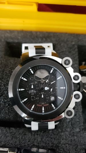 Invicta Punisher Watch for Sale in Stamford, CT