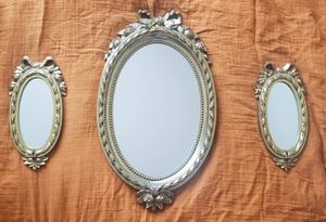 Beautiful vintage set of mirrors for Sale in Clearfield, UT