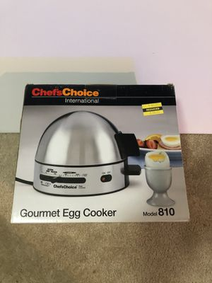 ChefsChoice Gourmet Egg Cooker for Sale in Artesia, CA