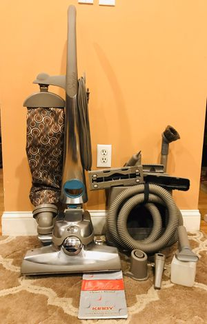 Kirby Sentria 2 Vacuum Cleaner w/attachments for Sale in Raymond, NH