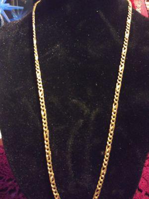 24k GB Gold Chain for Sale in Liberty Lake, WA