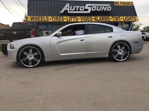 "22"" wheels and tires $1200 for Sale in Abilene, TX"