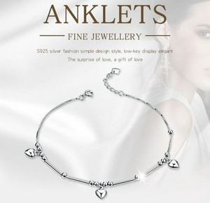 925 Sterling Silver Jewelry Anklet for Sale in Wilton, CA