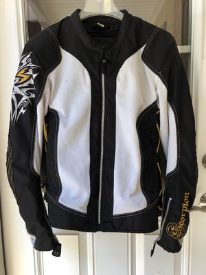 Scorpion EXO Ladies Mesh Motorcycle Jacket L/XL for Sale in Raleigh, NC