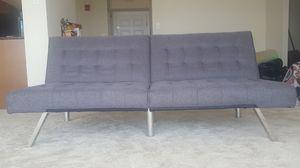 Grey Futon for Sale in North Bethesda, MD
