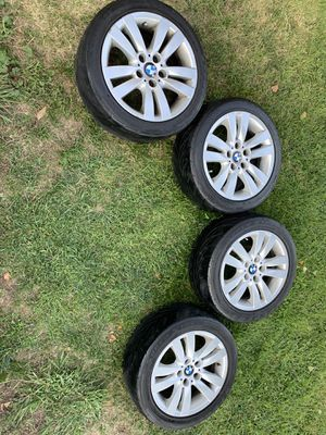 BMW wheels 17s and tires for Sale in Sacramento, CA