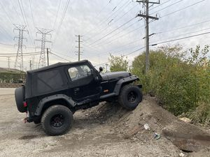 97 Jeep Wrangler TJ for Sale in Darien, IL