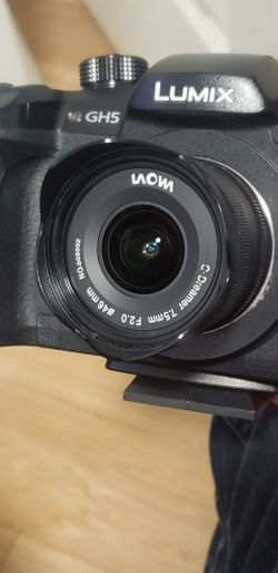 Used Panasonic GH5 (Great Condition) for Sale in Beaverton,  OR