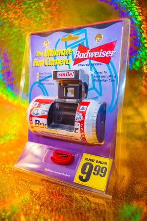 Budweiser beer can Camera for Sale in Hialeah, FL