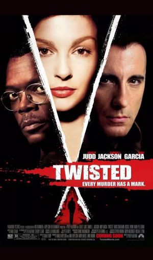 Twisted (2004) Orig Movie Poster Double Sided 27x40 for Sale in Los Angeles, CA