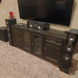 Polk Audio home Theater Speakers for Sale in Phoenix, AZ