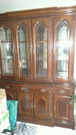 Antique china hutch for Sale in Vancouver, WA