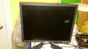 Dell monitor 17 inch for Sale in Durham, NC
