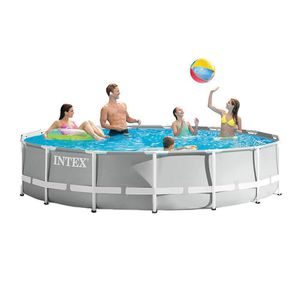 NEW Intex 15ft x 42in Prism frame pool set for Sale in St. Louis, MO