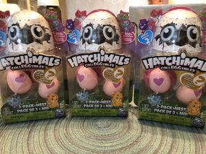 Brand New Hatchimals 2 pack and 1 nest for Sale in Pompano Beach, FL